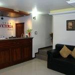 Hotel Plaza Victoria Foto
