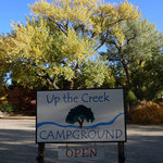Up the Creek Campground, Moab, Utah