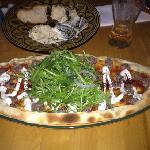 Lamb Kofta Pizza