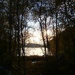 Le lac de Guyère, tout proche