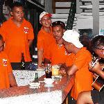 Moalboal White Beach Dive Crew