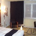 Single room, oriental hip style