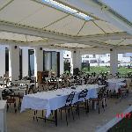 Photo de Geraniotis Beach Hotel