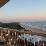 Coolum Beach at 5.30am