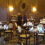 luxury dining in the orchard restaurant