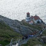 Point Reyes Lighthouse - 300 Stairs (plus)