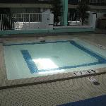 Wading pool, in pool complex