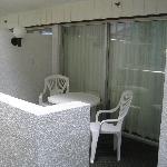 Our cabana room