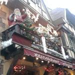 Foto de Hotel Restaurant Au Cerf