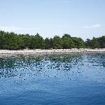 Beach Ciovo-south