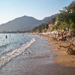 pefkos beach1