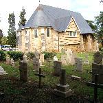 Church and Melanesian Mission graveyard