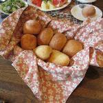 朝のパンーhome-baked