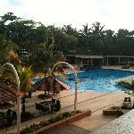 Eko hotel pool