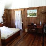 Inside bungalo # 3