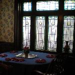 Second dining room