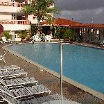 The pool at La Quinta