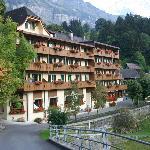 Hotel Alpenrose in Wengen