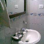 basin and bath acessories