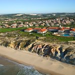 Aerial view Praia d'El Rey Marriott