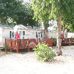 Mobil home Louisiane