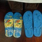 I Love You Slippers ( for couple)