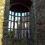 The Grand Halls main huge window