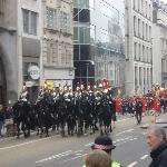 Lord Mayors parade