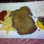 Great schnitzel