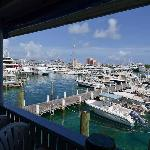 Beautiful view of Nassau Harbor