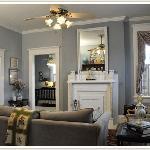 Spencer Suite Sitting Room