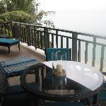 Stunning balcony Penthouse