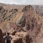 Top of the Shar-e Zohak, Bamyan