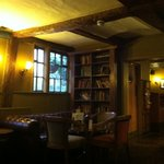 our section of pub