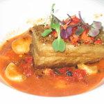 best dish on menu - pork belly anyone!