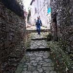 Another corridor down Puycelci