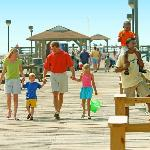 Family Fun at the Pier