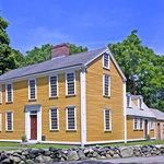 Hancock-Clarke House - TEMPORARILY CLOSED