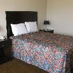 Red River Inn Queen Bed Room
