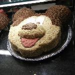 ダウンタウン・ディズニーの他の店で売られていたケーキ?
