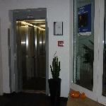 The Lift Foyer