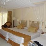 The bedroom Room 1007