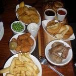 the British platter