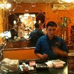 Buffet Restaurant Cashier