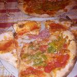 Le nostre pizze: Fiori di zucca e calzone!