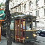 Foto de Tram Ristorante ATMosfera