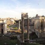 The Roman Forum's Vast History on display