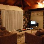 Lounge in Family Suite