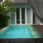 Private pool - great at any hour!