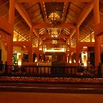 Lobby Area.